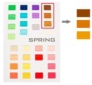 春の茶色3